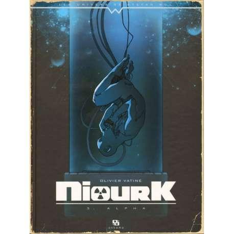 NiourK - Tome 3 - Alpha