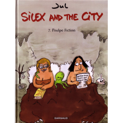 Silex and the city - Tome 7 - Poulpe fiction