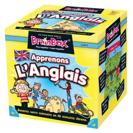 Brain Box : Apprenons l'Anglais