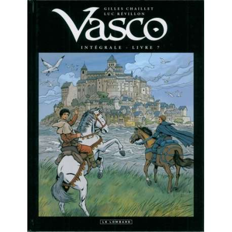 Vasco (Intégrale) - Intégrale - Livre 7