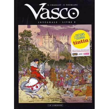 Vasco (Intégrale) - Intégrale - Livre 8