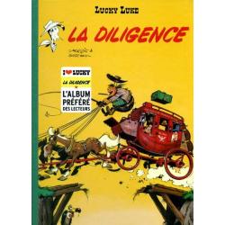 Lucky Luke - Tome 32 - La diligence