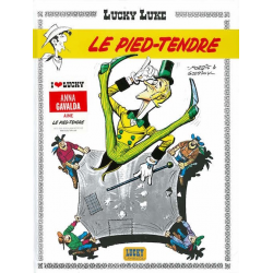 Lucky Luke - Tome 33 - Le Pied-Tendre