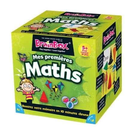 Brain Box : Mes Premières Maths