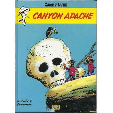 Lucky Luke - Tome 37 - Canyon Apache