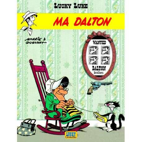 Lucky Luke - Tome 38 - Ma Dalton