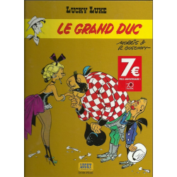 Lucky Luke - Tome 40 - Le grand duc