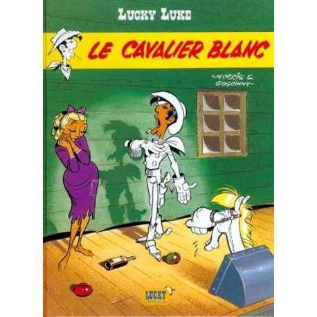 Lucky Luke - Tome 43 - Le cavalier blanc