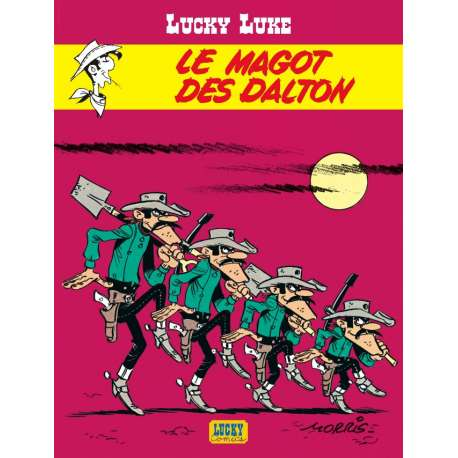 Lucky Luke - Tome 47 - Le magot des Dalton
