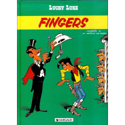 Lucky Luke - Tome 52 - Fingers