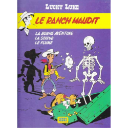 Lucky Luke - Tome 56 - Le ranch maudit