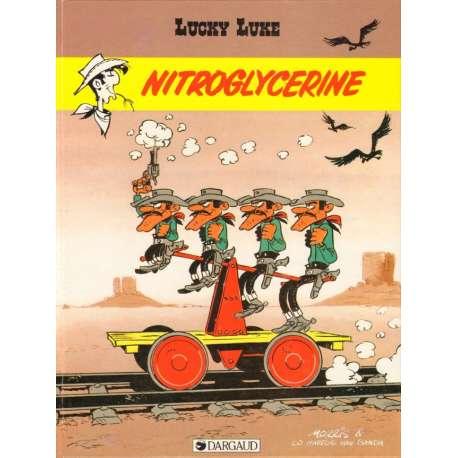 Lucky Luke - Tome 57 - Nitroglycérine