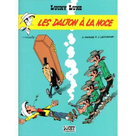 Lucky Luke - Tome 62 - Les Dalton à la noce