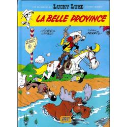 Lucky Luke (Les aventures de) - Tome 1 - La belle province