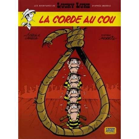 Lucky Luke (Les aventures de) - Tome 2 - La corde au cou