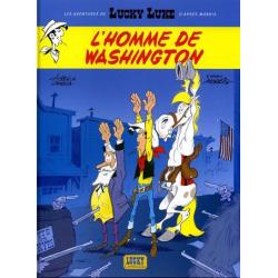 Lucky Luke (Les aventures de) - Tome 3 - L'homme de Washington