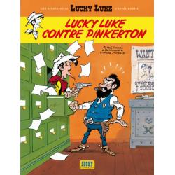 Lucky Luke (Les aventures de) - Tome 4 - Lucky Luke contre Pinkerton