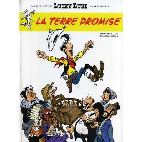 Lucky Luke (Les aventures de) - Tome 7 - La terre promise