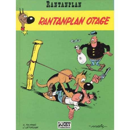 Rantanplan - Tome 3 - Rantanplan otage