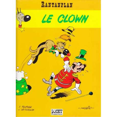 Rantanplan - Tome 4 - Le clown