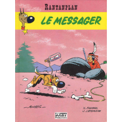 Rantanplan - Tome 9 - Le messager