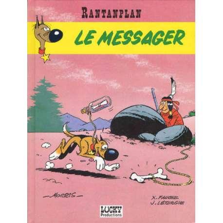 Rantanplan - Tome 9 - Le messager