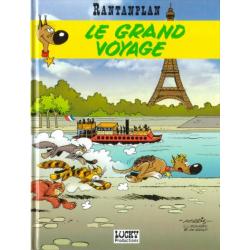 Rantanplan - Tome 13 - Le grand voyage