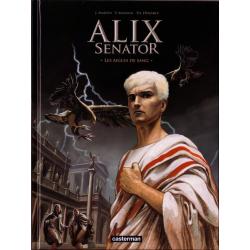 Alix Senator - Tome 1 - Les Aigles de sang