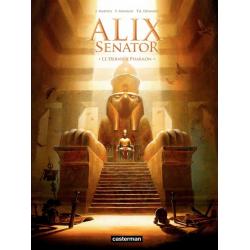 Alix Senator - Tome 2 - Le Dernier Pharaon