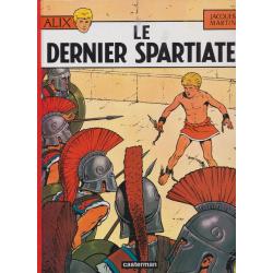 Alix - Tome 7 - Le Dernier Spartiate