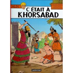 Alix - Tome 25 - C'était à Khorsabad