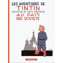 Tintin - Tome 1 - Tintin au pays des Soviets