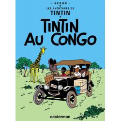 Tintin - Tome 2 - Tintin au Congo