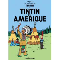 Tintin - Tome 3 - Tintin en Amérique