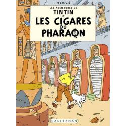 Tintin - Tome 4 - Les cigares du pharaon