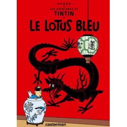 Tintin - Tome 5 - Le lotus bleu