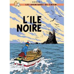Tintin - Tome 7 - L'île noire