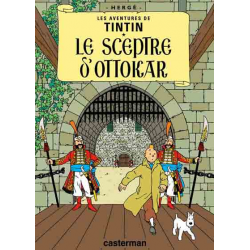 Tintin - Tome 8 - Le sceptre d'Ottokar