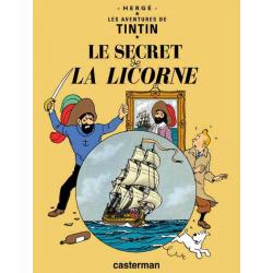 Tintin - Tome 11 - Le secret de la licorne
