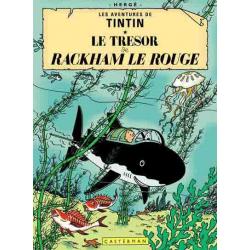 Tintin - Tome 12 - Le trésor de Rackham le Rouge