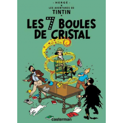 Tintin - Tome 13 - Les 7 boules de cristal