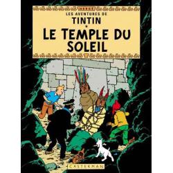 Tintin - Tome 14 - Le temple du soleil