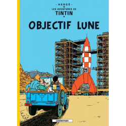 Tintin - Tome 16 - Objectif lune