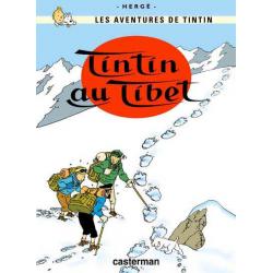 Tintin - Tome 20 - Tintin au Tibet