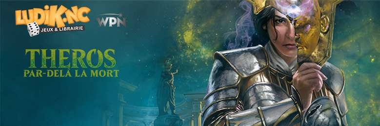 Magic The Gathering : Théros Par-delà la mort